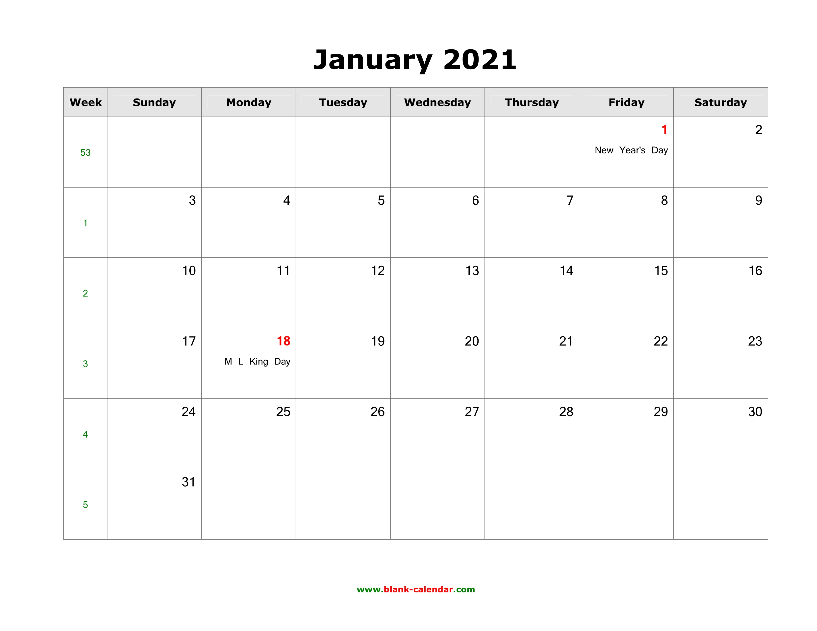 2021 Monthly Us Holidays Calendar Photos