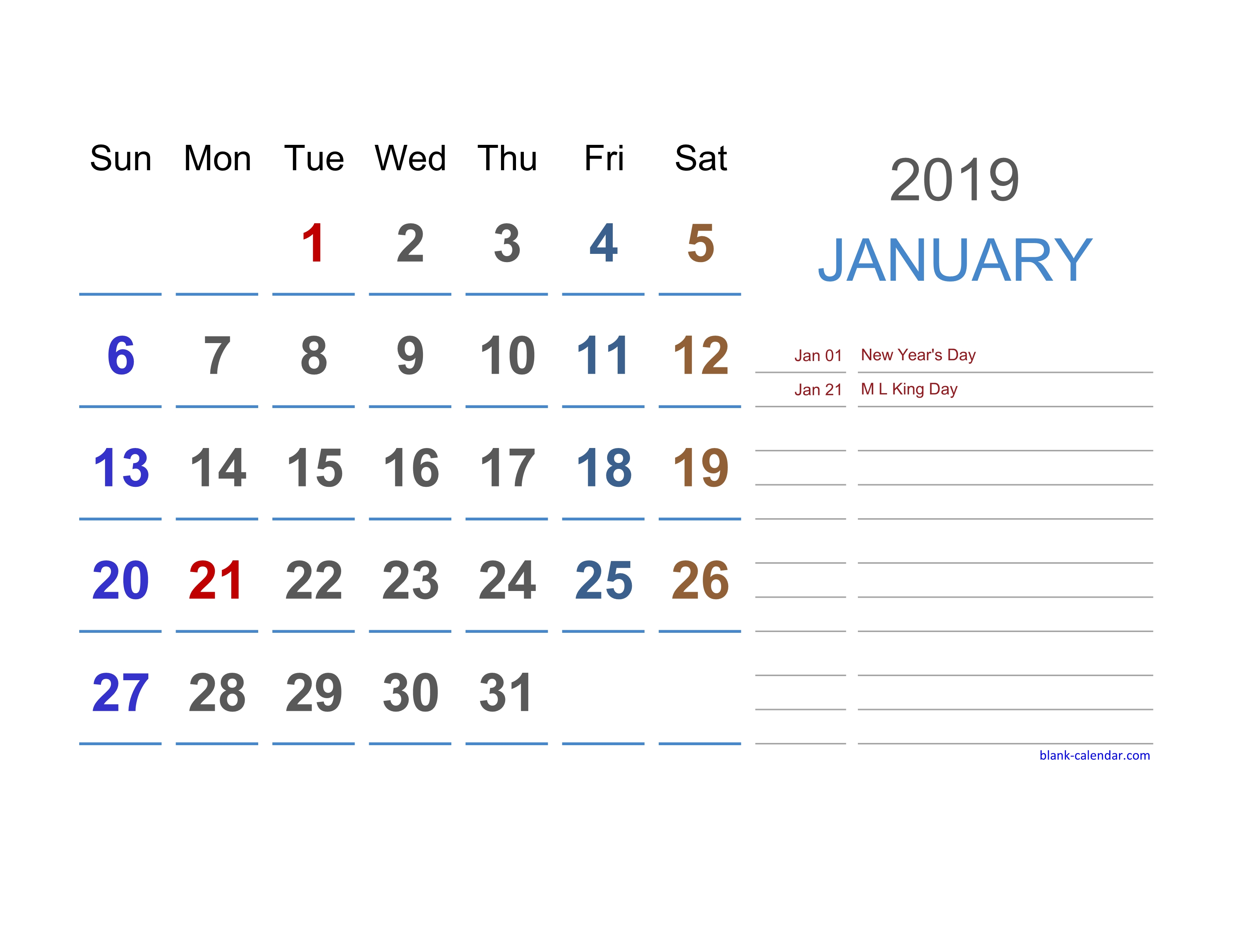 2019 excel calendar free download excel calendar templates