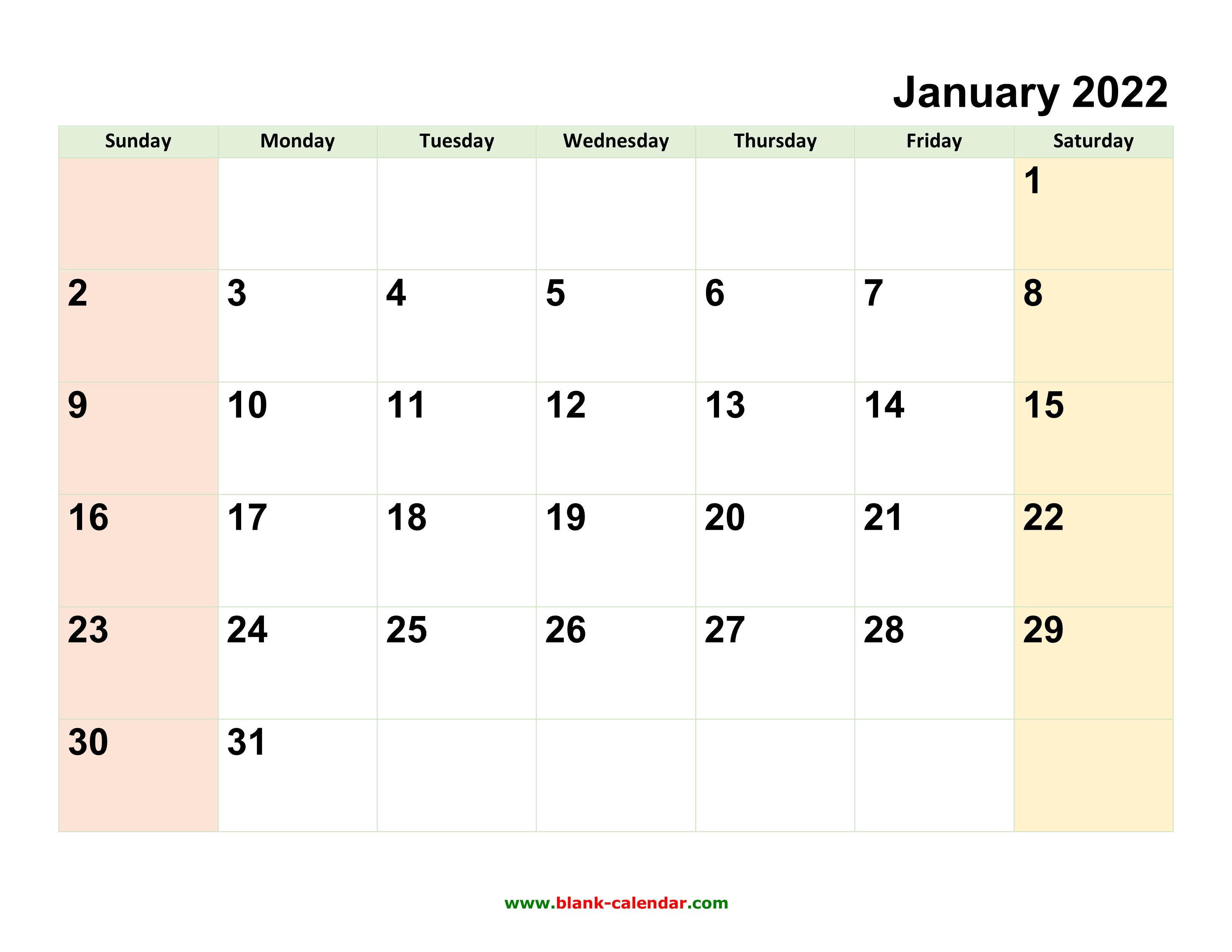 2022 Editable Calendar.Monthly Calendar 2022 Free Download Editable And Printable