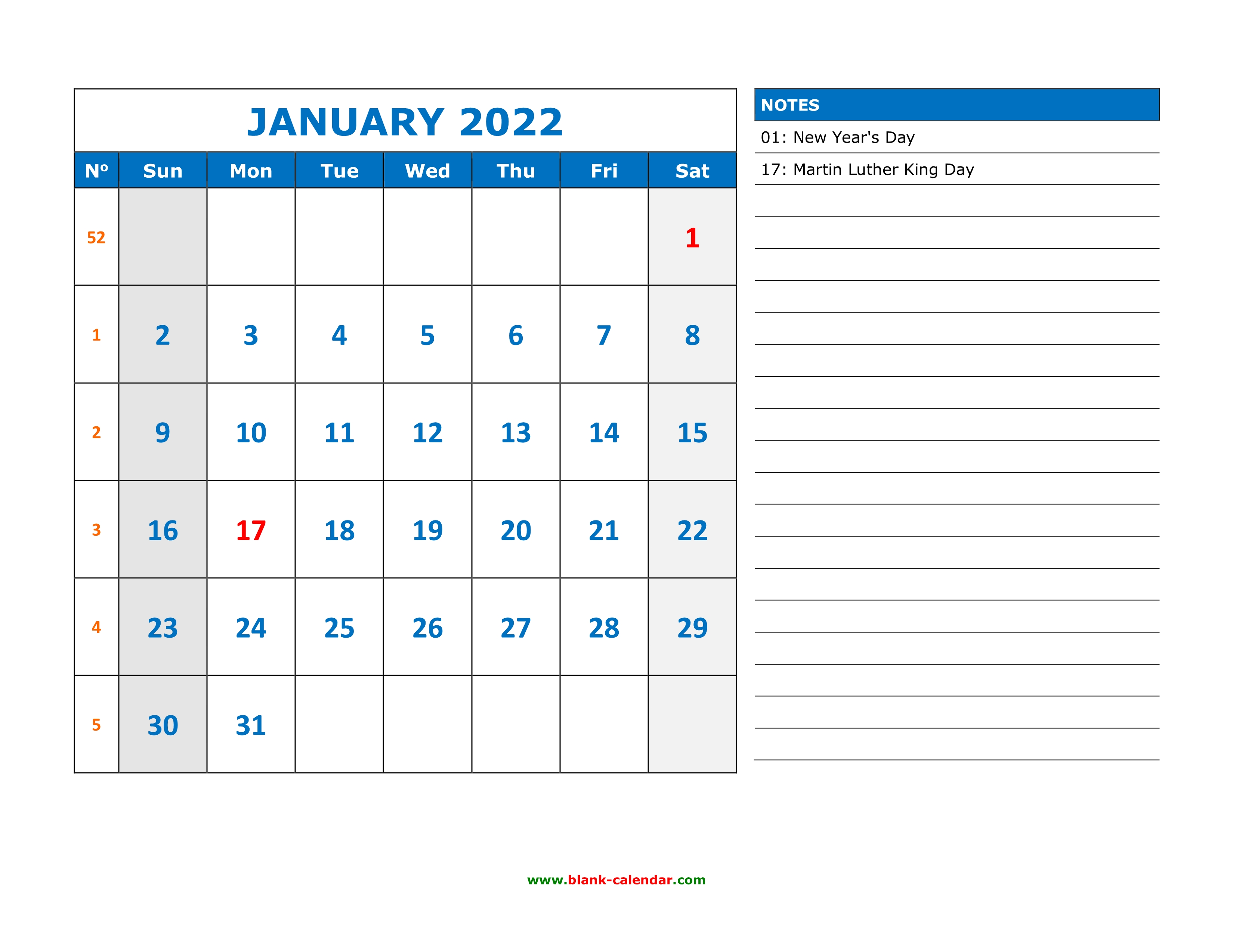 Appointment Calendar 2022.Free Download Printable Calendar 2022 Large Space For Appointment And Notes