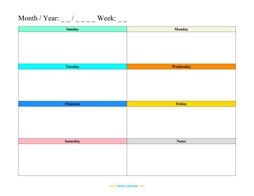 weekly schedule planner template 01